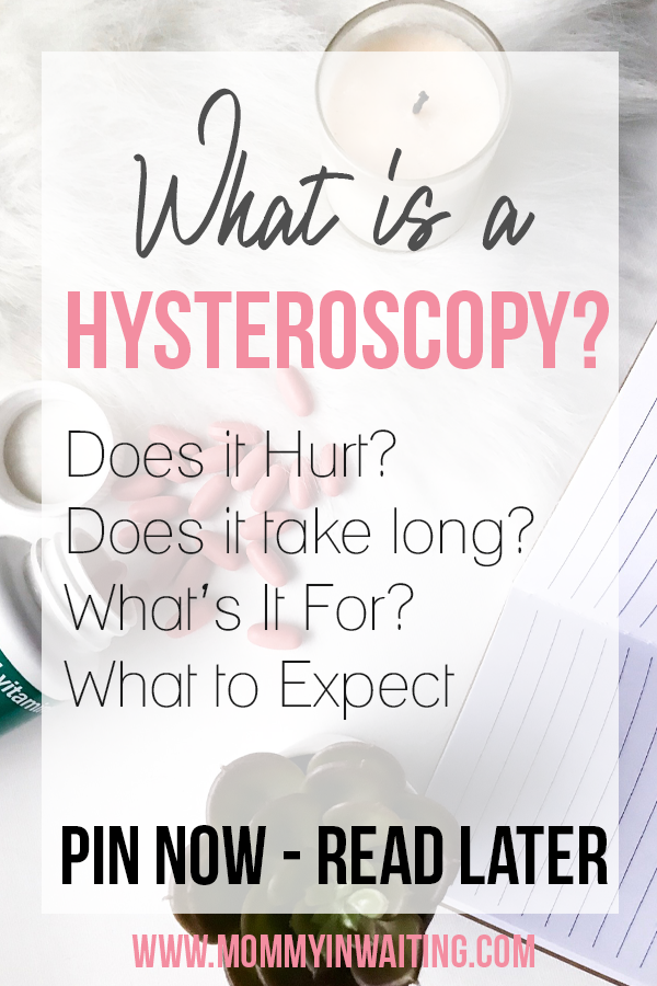 What is a Hysteroscopy? Does it Hurt?
