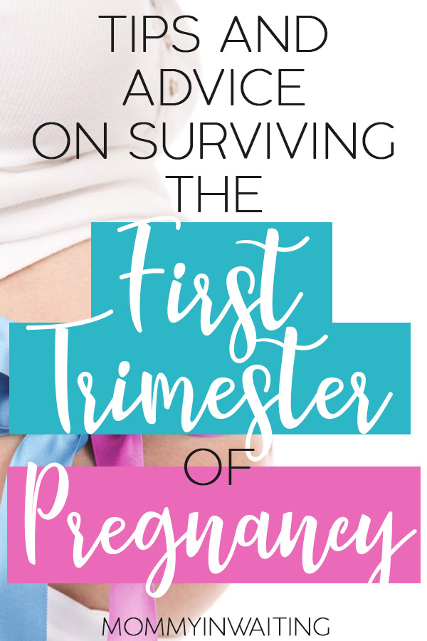 First Trimester dos and donts. How to survive the first trimester of pregnancy! Morning sickness remedies and more.